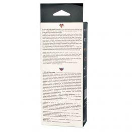 Помпа для пениса,TPE, Прозрачный, 23,5 см