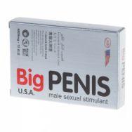 Big Penis для мужчин 3 таблетки E-0129