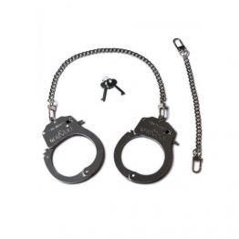 Эксклюзивные наручники со сменными цепями (Be Mine) (One Size)