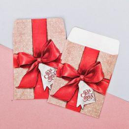 Пакетик подарочный Для тебя, 8 × 10 см