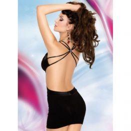 Cleo - Платье черное-L