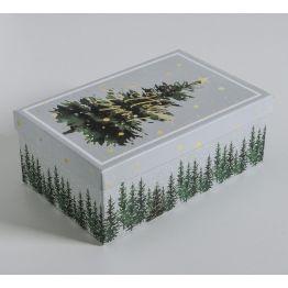 Подарочная коробка Акварельная, 5040788-6