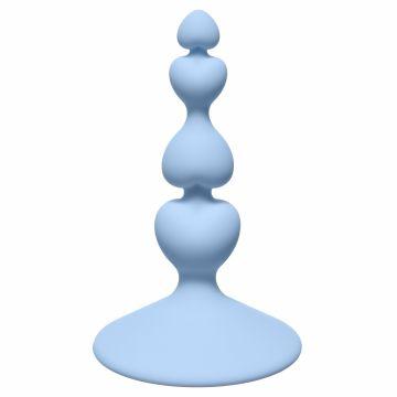 Анальная пробка Sweetheart Plug Blue 4106-02Lola